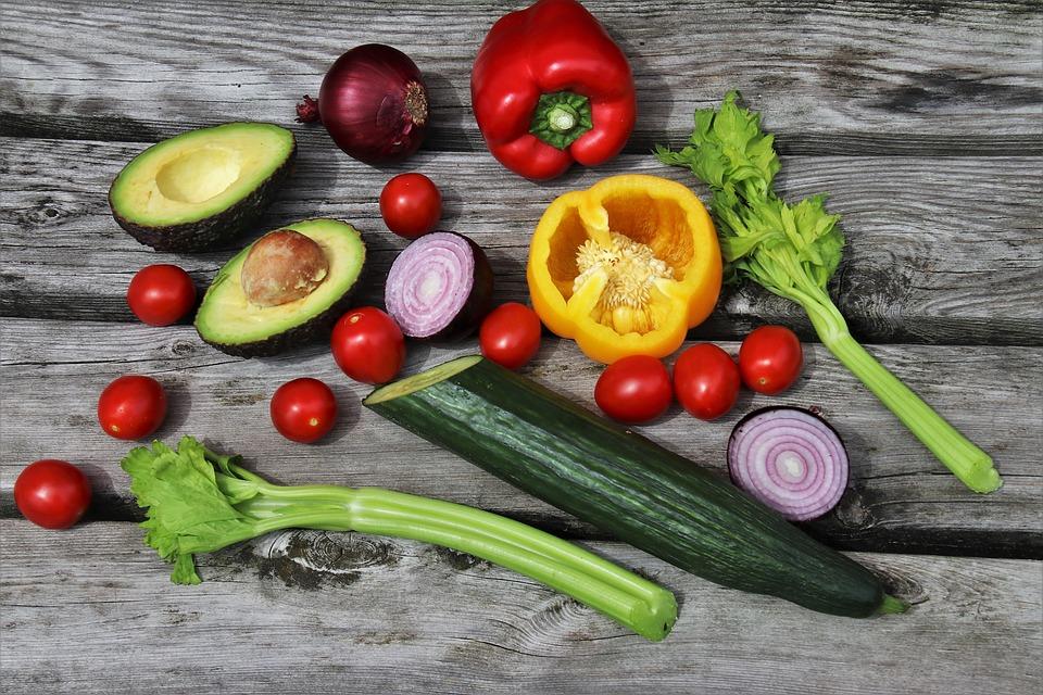 Se zeleninou k lepší váze
