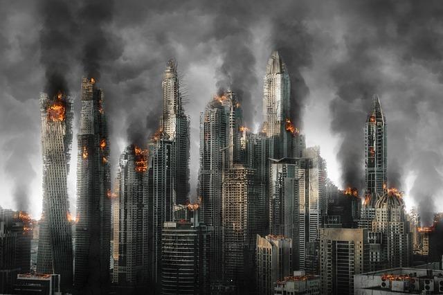 armagedon města