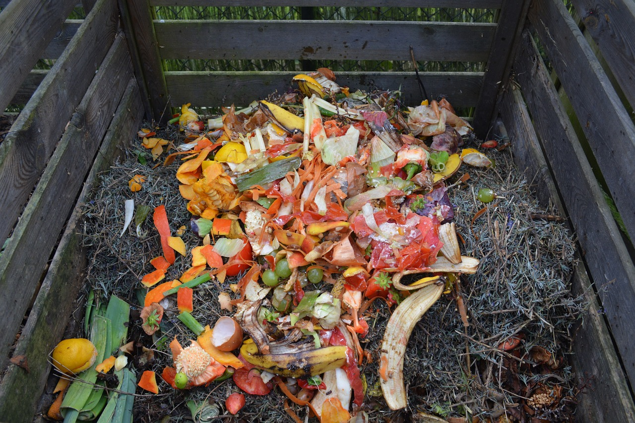 Návod na kvalitní kompost