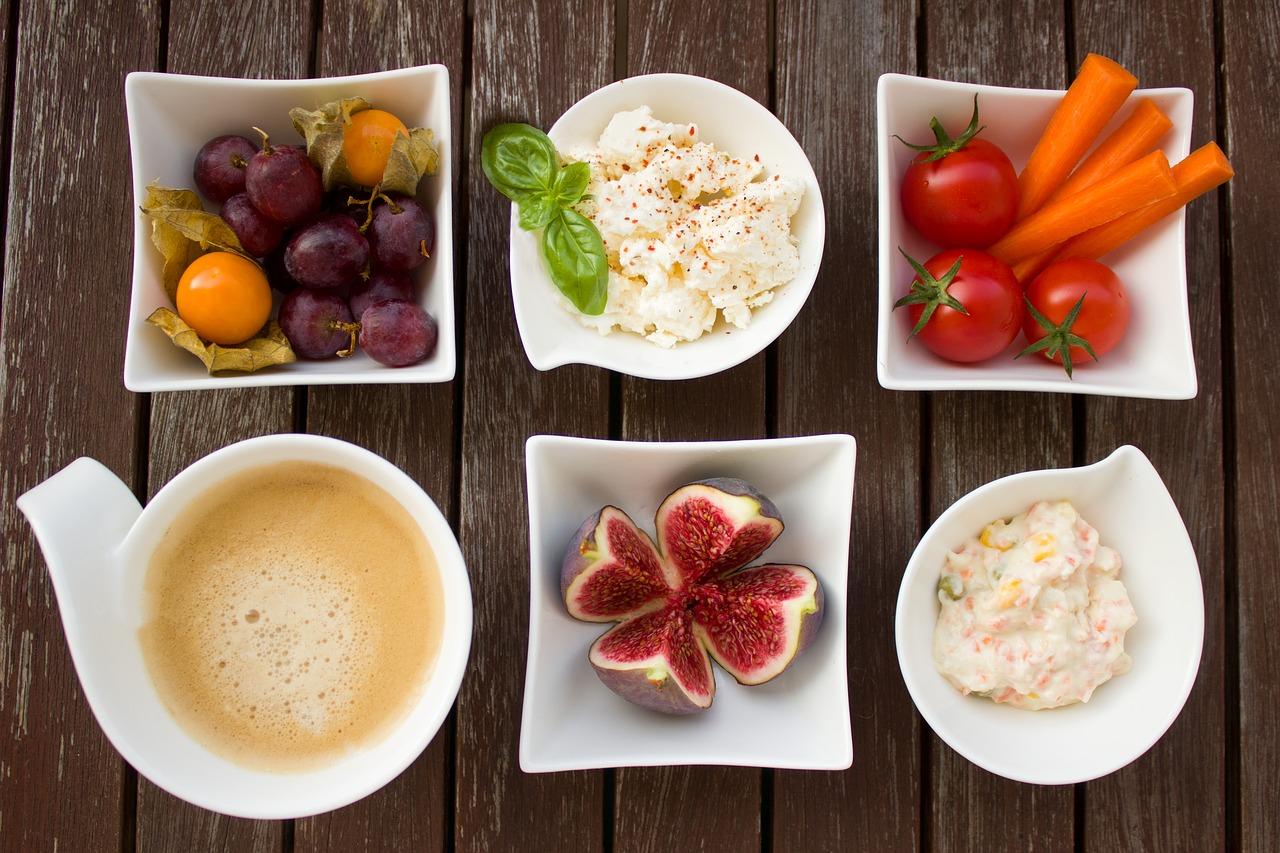 zdravý pokrm